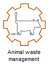 animal waste management