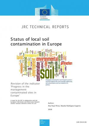 soil contamination jrc