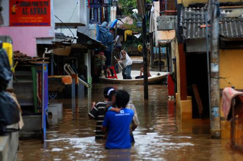 Asia's Flood and Disaster Event