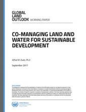 Co-Managing Land and Water for Sustainable Development