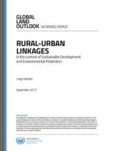 Rural-Urban Linkages in the Context of Sustainable Development and Environmental Protection