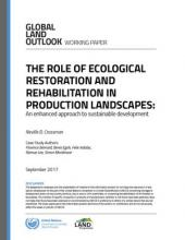 Role of Ecological Restoration and Rehabilitation in Production Landscapes