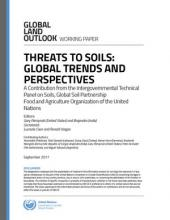 Threats to Soils: Global Trends and Perspectives