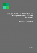 Drought Resilience, Adaptation and Management Policy (DRAMP) Framework