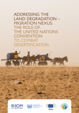Addressing the land degradation – migration nexus