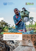 The Land-Drought Nexus Enhancing the role of land-based interventions in drought mitigation and risk management