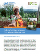 Tools for Soil Organic Carbon