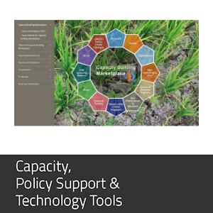 Capacity, Policy Support & Technology Tools