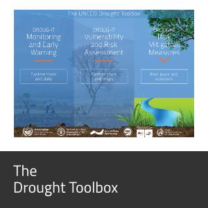 The Drought Toolbox
