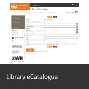 Library eCatalogue
